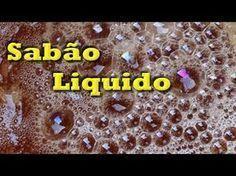 Como fazer 50 litros de Sabão Líquido Caseiro Em 5 Minutos - YouTube