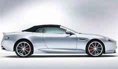 """2013 Aston Martin DB9 """"ahead of Show in Paris"""""""