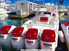 Offshore Fishing ROCKET Boat.