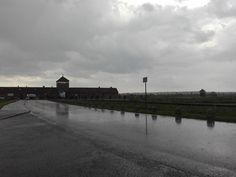 Auschwitz II-Birkenau. Picture by Jarosław Fiedor, Auschwitz Study Group member.