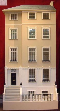 vernacular miniatures, dollhouse for real dream home inspiration