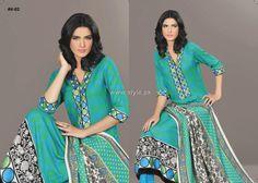 Pakistani Woman Lawn Dress!