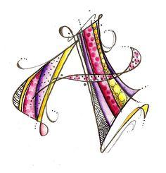 Art du Jour by Martha Lever: Miss Gypsy A