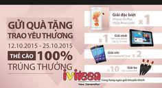 TechOne giảm giá smartphone, tặng iPhone 6S Plus dịp 20/10 - http://www.iviteen.com/techone-giam-gia-smartphone-tang-iphone-6s-plus-dip-2010/ Nhân ngày tôn vinh Phụ nữ Việt Nam 20/10 TechOne gửi đến quý khách hàng chương trình tri ân hấp dẫn. Khách hàng đến với TechOne sẽ được mua các sản phẩm HOT với giá giảm tới 2 triệu đồng và nhận ngay phiếu bốc thăm 100% trúng thưởng: iPhone 6S Plus Rose Gold, Sam