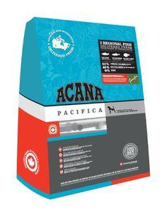 Acana Pacifica Grain-Free Dry Dog Food, 15.4lb « dogsiteworld.com