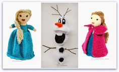 free crochet doll pattern-topsy turvy crochet doll pattern - Ana Elsa Frozen Crochet Doll http://www.crochet-patterns-free.com/2014/05/the-best-ever-free-crochet-doll.html