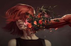 Ilustración y surrealismo digital de Aykut Aydoğdu Leer más: http://www.colectivobicicleta.com/2016/03/ilustracion-de-aykut-aydogdu.html