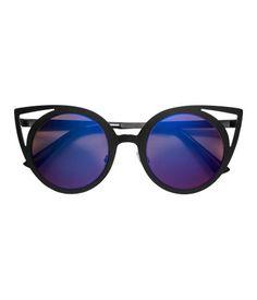 Sonnenbrille   Schwarz   Damen   H&M DE