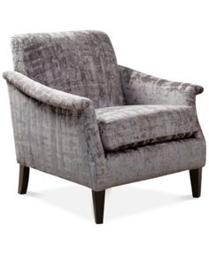 Lance Accent Chair, Direct Ship | macys.com