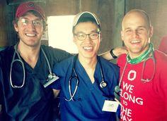 GA-PCOM students - CMDA Atlanta Haiti Medical Mission.  www.CMDAatlanta.org
