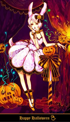 Happy Halloween★ everyone. I know I am 6 days late but still wish everyone a (late) Happy Halloween★ OC-My pet Sugar from pet society(facebo. Anime Halloween, Happy Halloween, Pilgrim, Princess Zelda, Deviantart, Pets, Fictional Characters, Sweet, Image