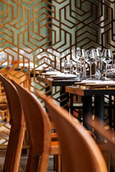 Restaurant and Bar Design Awards interior design, contract hospitality furniture, 2015 decor trends