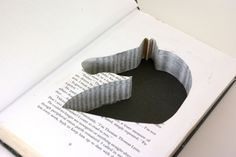 Hollow Book Safe -Wild Horses with Horse Head Cut-Out. $45.00, via Etsy.