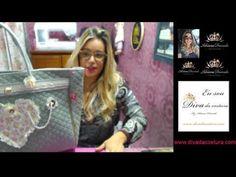 Sacola Romântica Bu Adriana Dourado - YouTube