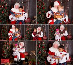 Douglasville Santa Claus Photography Mini Sessions by Atlanta children's photographer