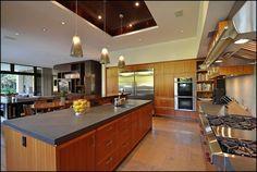 Matt Damon's kitchen