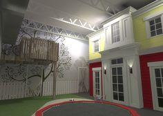 Play: Kid's Playspace Scheme