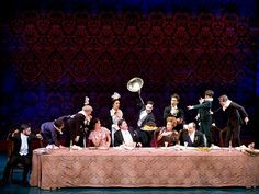 Photo 5 of 15 | The cast of Finding Neverland | Finding Neverland: Show Photos | Broadway.com