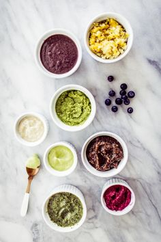 Homemade Baby Food Recipes | Camille Styles--love her recipes & added spices to introduce multiple flavors and not bland foods!