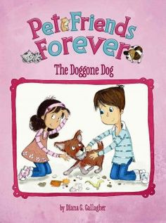 """J SERIES PET FRIENDS FOREVER. When Kyle's dog Rex makes friends with a lost dog, Kyle and Mia set out to find """"Scruffy's"""" owner before the unruly dog wrecks Kyle's home."""