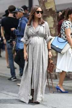 Miroslava Duma: The chicest pregnant woman ever