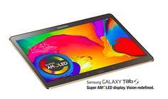 Samsung Galaxy Tab S vanaf 4 juli verkrijgbaar