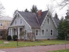 Gothic Home, Mt Vernon, Ohio