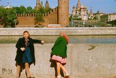 Москва, 1952 год.