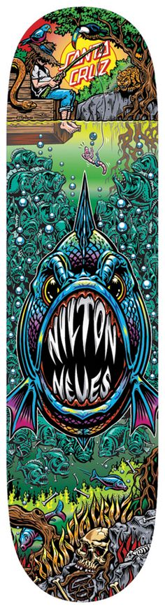 Jimbo Phillips Graphix Skateboards