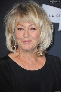 Mylène Demongeot à l'ouverture de la rétrospective Michel Piccoli à la Cinémathèque à Paris le 4 septembre 2013.
