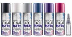 ***Blog Mulher Fashion Oficcial***: A Coleção Nail Spray