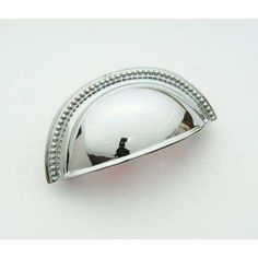 Savannah Polished Chrome Cup Pull Clic Br Pulls Bin Cabinet Hardware S Kitch
