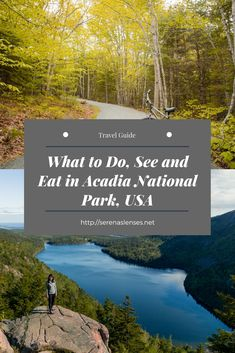 This travel guide tells you everything you need to know on what to do, see and eat in Acadia National Park, Maine, USA #nationalparks #maine #acadianationalpark #hiking