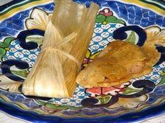 メキシコのちまき*チキンタマレス