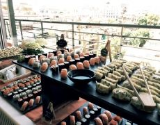 Comida japonesa para un evento corporativo / Japanese food for a corporate event by Sarova Catering #gastronomia #catering #food #foodies
