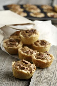 Pecan Cups from Manitoba Egg Farmers