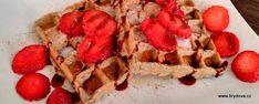 Vafle - dva sladké recepty Breakfast, Food, Morning Coffee, Essen, Meals, Yemek, Eten