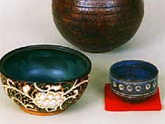 Mijiro Yaki (pottery) from Shimane Pref. Japan