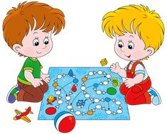 Illustration of Children play with a board game on the floor vector art, clipart and stock vectors. Clipart, Printable Preschool Worksheets, School Murals, Baba Yaga, Boys Playing, Preschool Learning, Drawing For Kids, Vector Art, Board Games