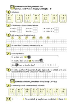 Math 4 Kids, Kids Math Worksheets, Fun Math, Maths, Grade 1, Homeschooling, Curriculum, Student, Learning