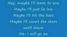 Dolly Parton - Hard Candy Christmas w/Lyrics, via YouTube.
