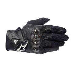 ALPINESTARS - Womens Stella S-MX 2 Air Carbon Motorcycle Gloves - Race - Motorcycle Gloves - Street - Womens - CycleGear - Cycle Gear
