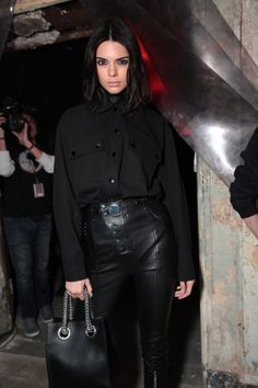 nice Inspiration Mode - kendallnjennerfashionstyle:February 11, 2017 - Alexander Wang... Check more at https://listspirit.com/inspiration-mode-kendallnjennerfashionstylefebruary-11-2017-alexander-wang/