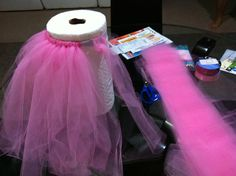 this is the easy way to make a tutu!