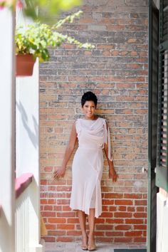 Tamron Hall fashion style is impeccable. I love her style ...