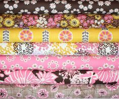 This is my fabric: © Josephine Kimberling, Just Dandy fabric collection by Robert Kaufman