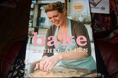 Cookbook goodness reviews and trials: Rachel Allen - Bake Cookbook Review