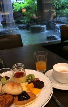 大阪No.1の朝食はリーガロイヤルホテル