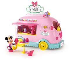 Buy Minnie Mouse Sweets And Candies Van at Argos. Thousands of products for same day delivery or fast store collection.