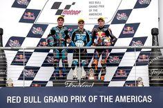 Brad Binder, Moto3 AmericasGP